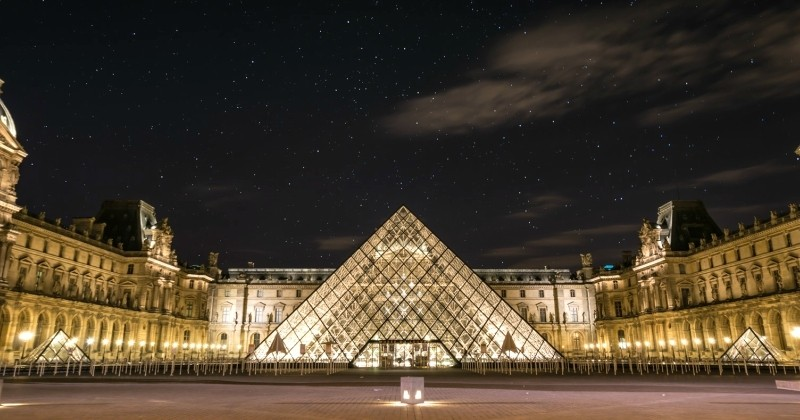 10 secrets particulièrement étonnants sur le Louvre