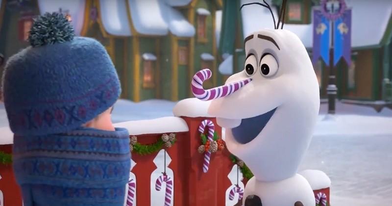 « La Reine des Neiges » revient au cinéma avec un nouveau court-métrage dont Olaf est le héros, découvrez sa bande-annonce givrée !