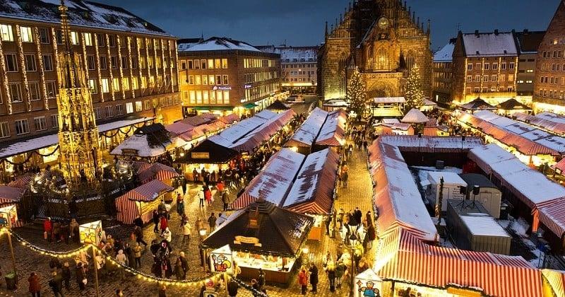 Vous voyagez pour les fêtes? Voici les 11 meilleurs marchés de Noël d'Europe