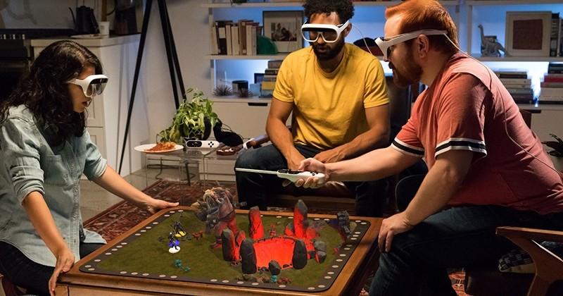 Tilt Five, le jeu de société du futur !