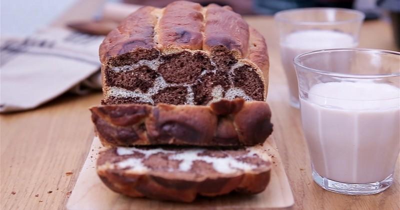 Partez en safari avec le cake Léopard brioché, de quoi rugir de plaisir !