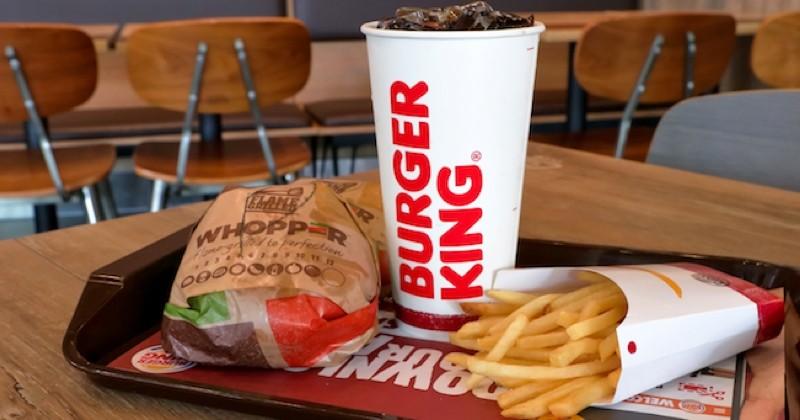 Burger King lance un Whopper moins polluant