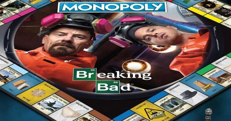 Monopoly lance une version Breaking Bad