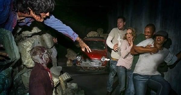Fan de The Walking Dead ? Un parc d'attractions sur le thème de la série va bientôt ouvrir !