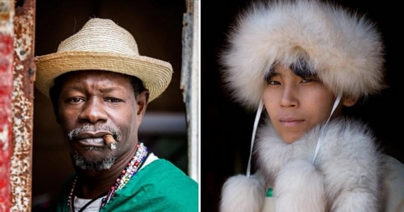 Un photographe rend hommage à la diversité et à la beauté des habitants du monde à travers un superbe projet