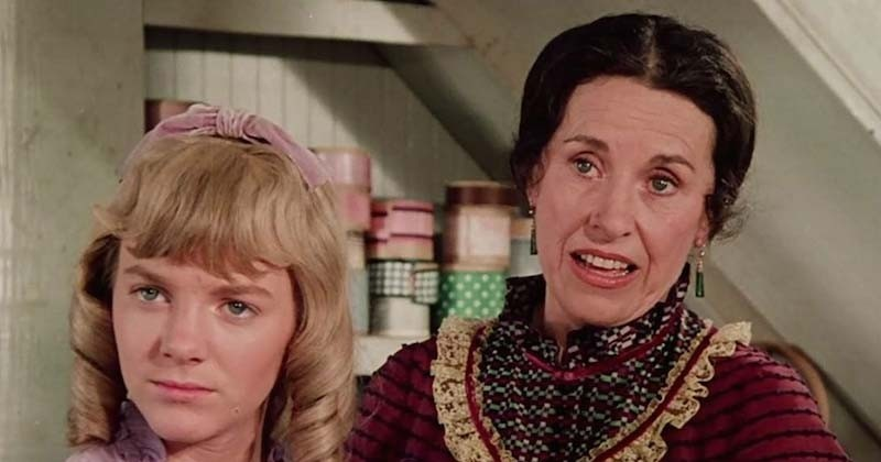 « La Petite Maison dans la Prairie » pleure le décès de l'interprète de l'odieuse Harriet Oleson