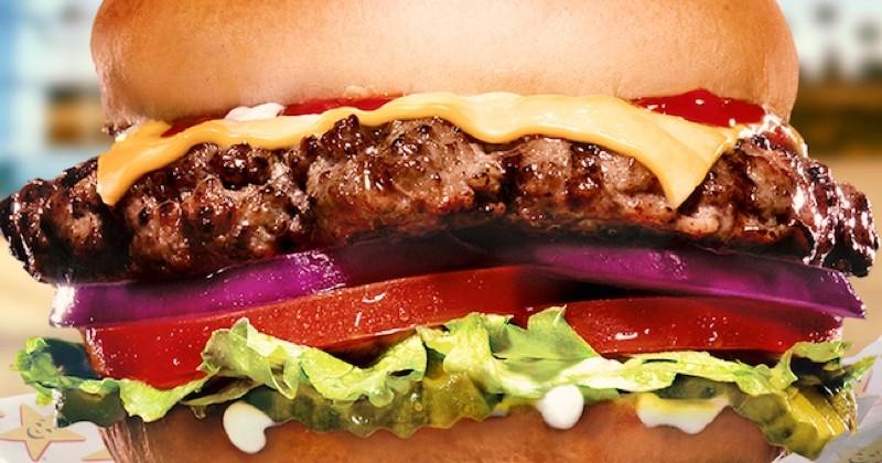La chaîne de fast-food Carl's Jr. ouvre son premier restaurant en Ile-de-France !