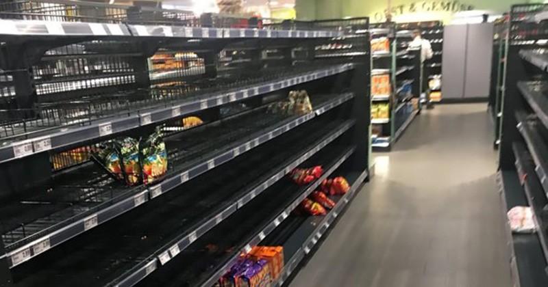 Un supermarché retire les produits étrangers de ses rayons — Antiracisme