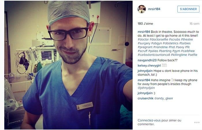 sexe gay avec mon médecin