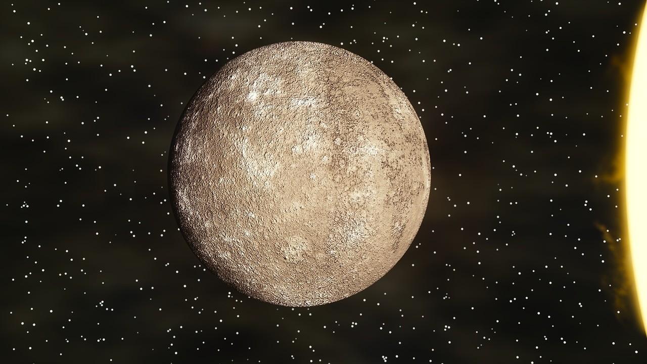 Mercure passera devant le Soleil, à ne pas rater lundi