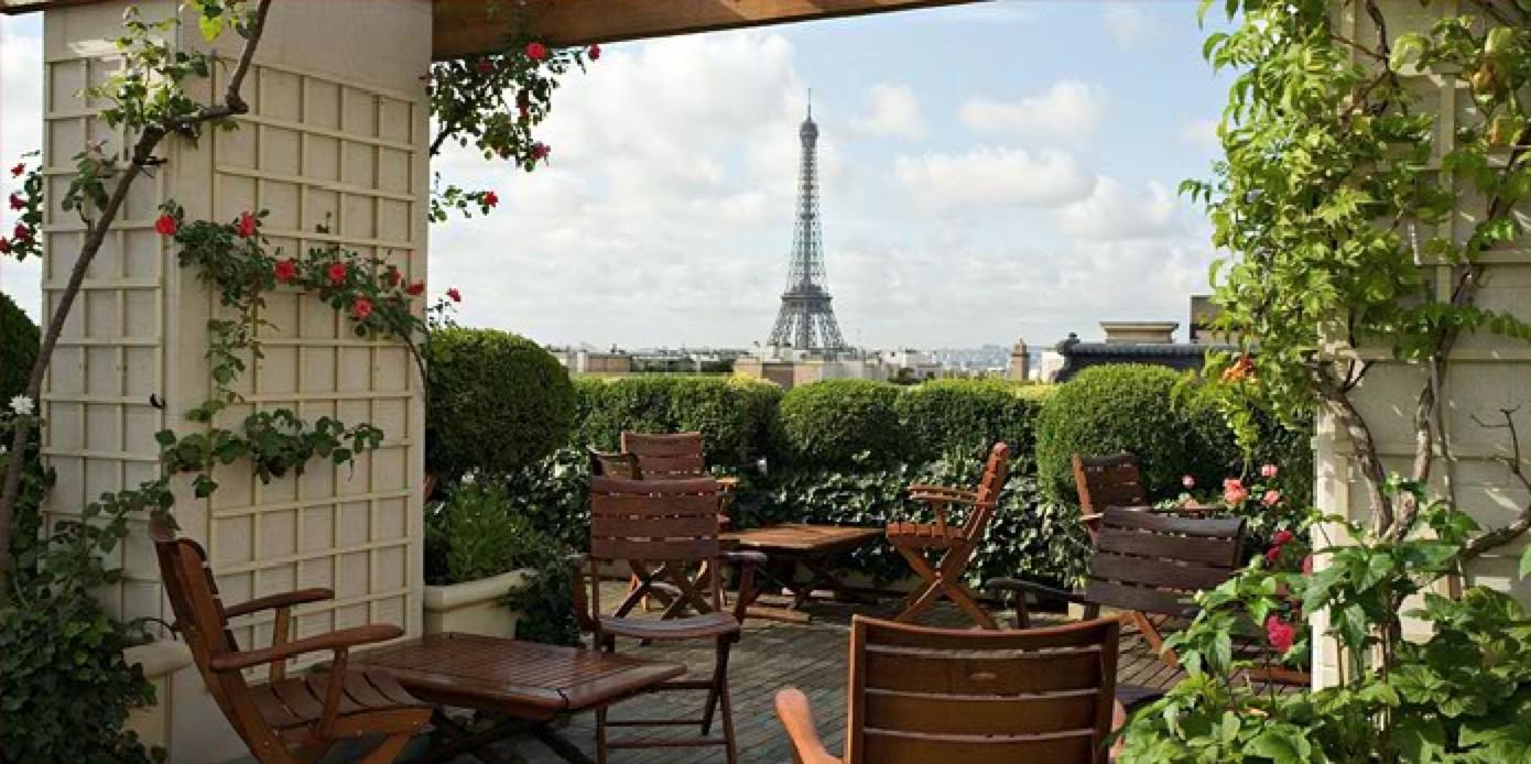 les 22 terrasses les plus insolites de paris. Black Bedroom Furniture Sets. Home Design Ideas