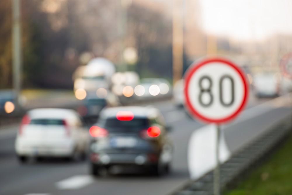 Un rapport conforte les 80 km/h sur les routes secondaires — Sécurité routière