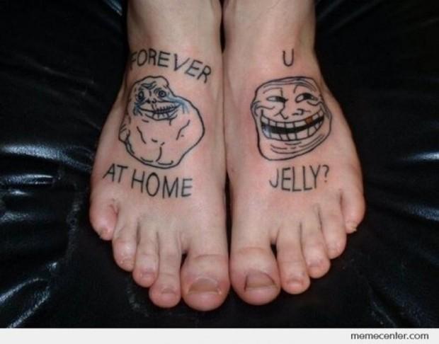 se faire une salope anus tatoué
