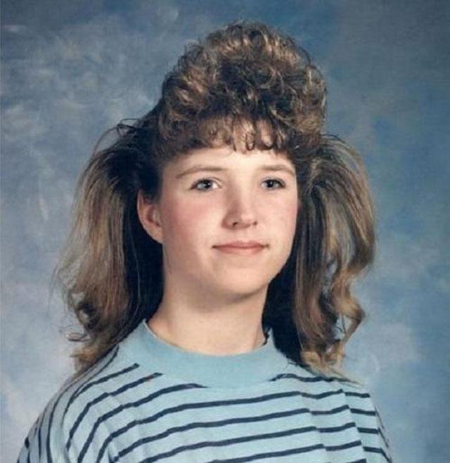 Souvent Les 23 pires coupes de cheveux de votre jeunesse. - Page 2 sur 9 VW82