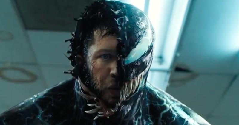 La bande annonce finale en VOST + VOTRE AVIS — Venom