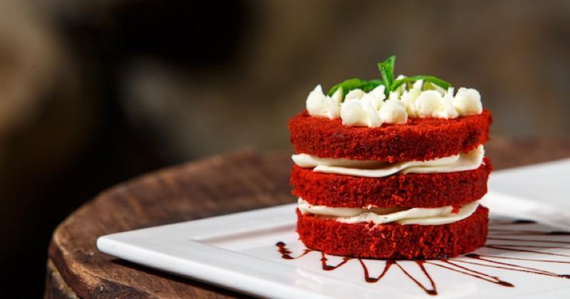Red velvet cake Recette