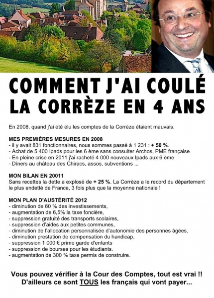 Comment hollande